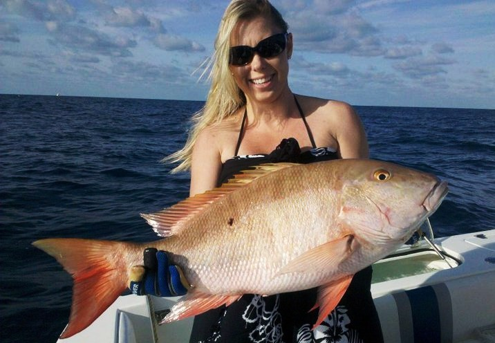 Snapper Fishing in Florida